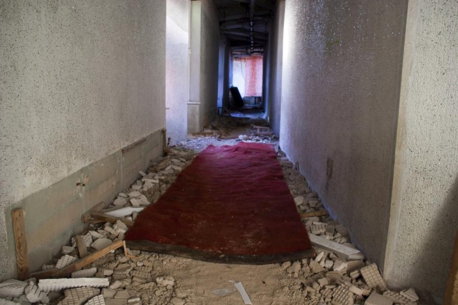 Raudonas kilimas