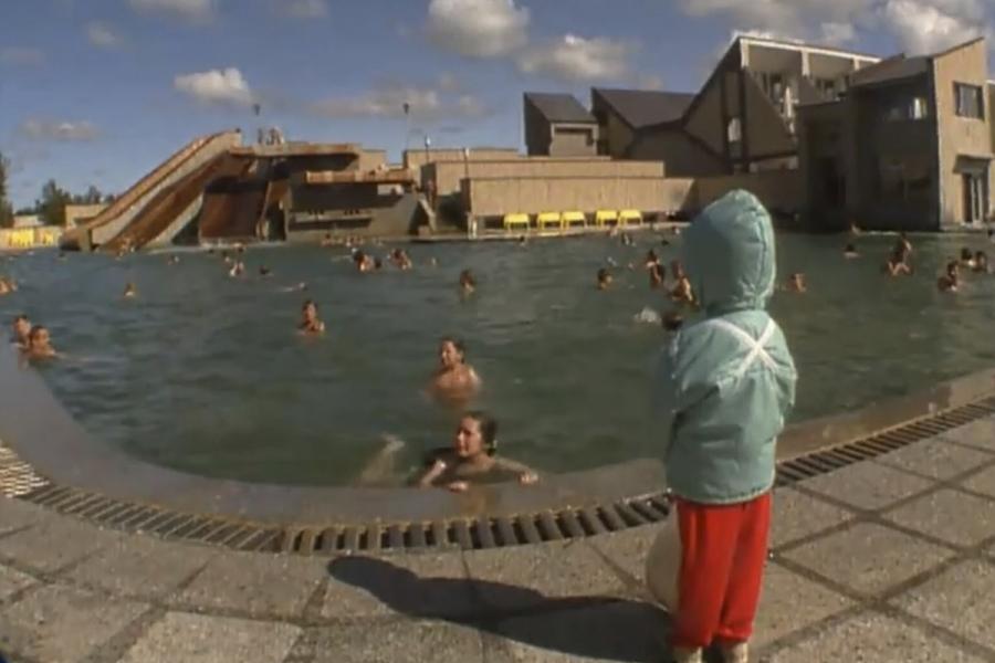 1993 metai Lino poilsio namų kompleksai
