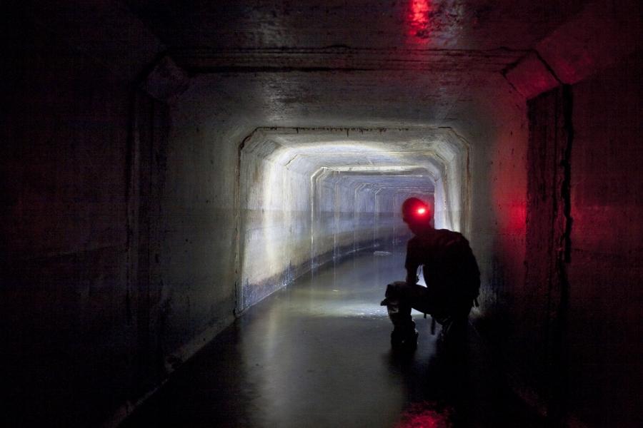 Tunelio vingis