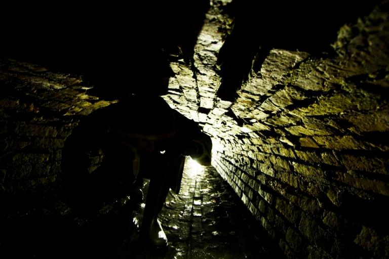 Plytinis tunelis Klaipėdoje