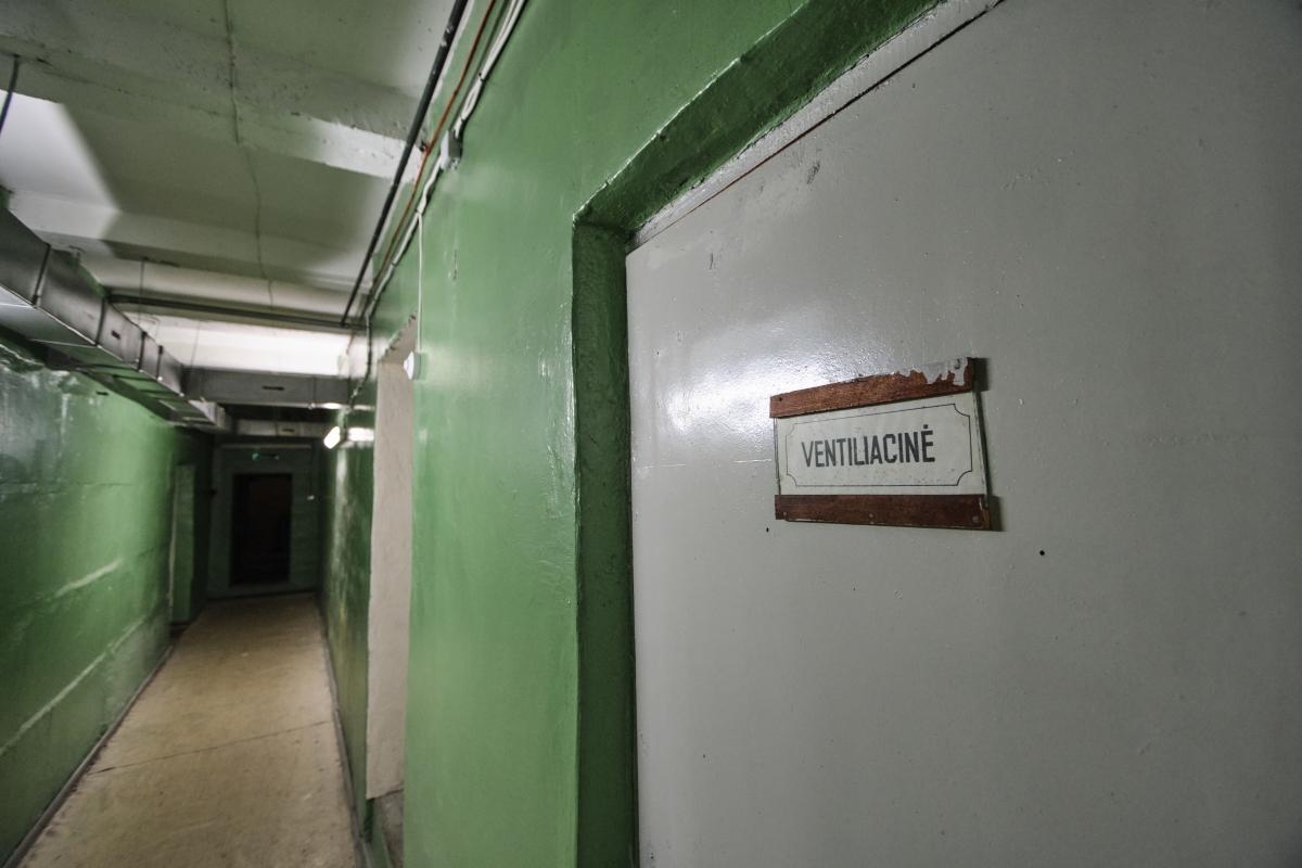 Slėptuvė Klaipėdoje