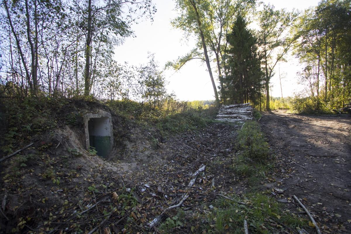 Vadavietės bunkeris