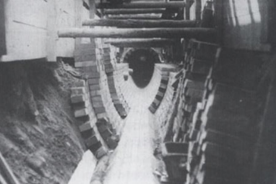 Kolektoriaus statybos