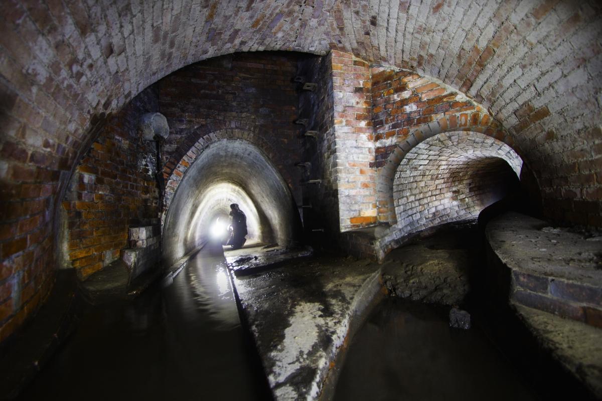 Tunelių išsišakojimas