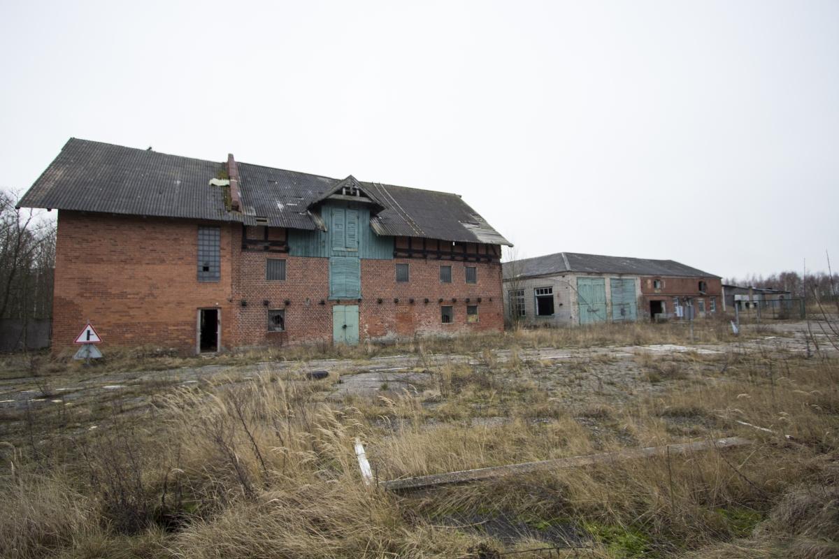 Senieji pastatai