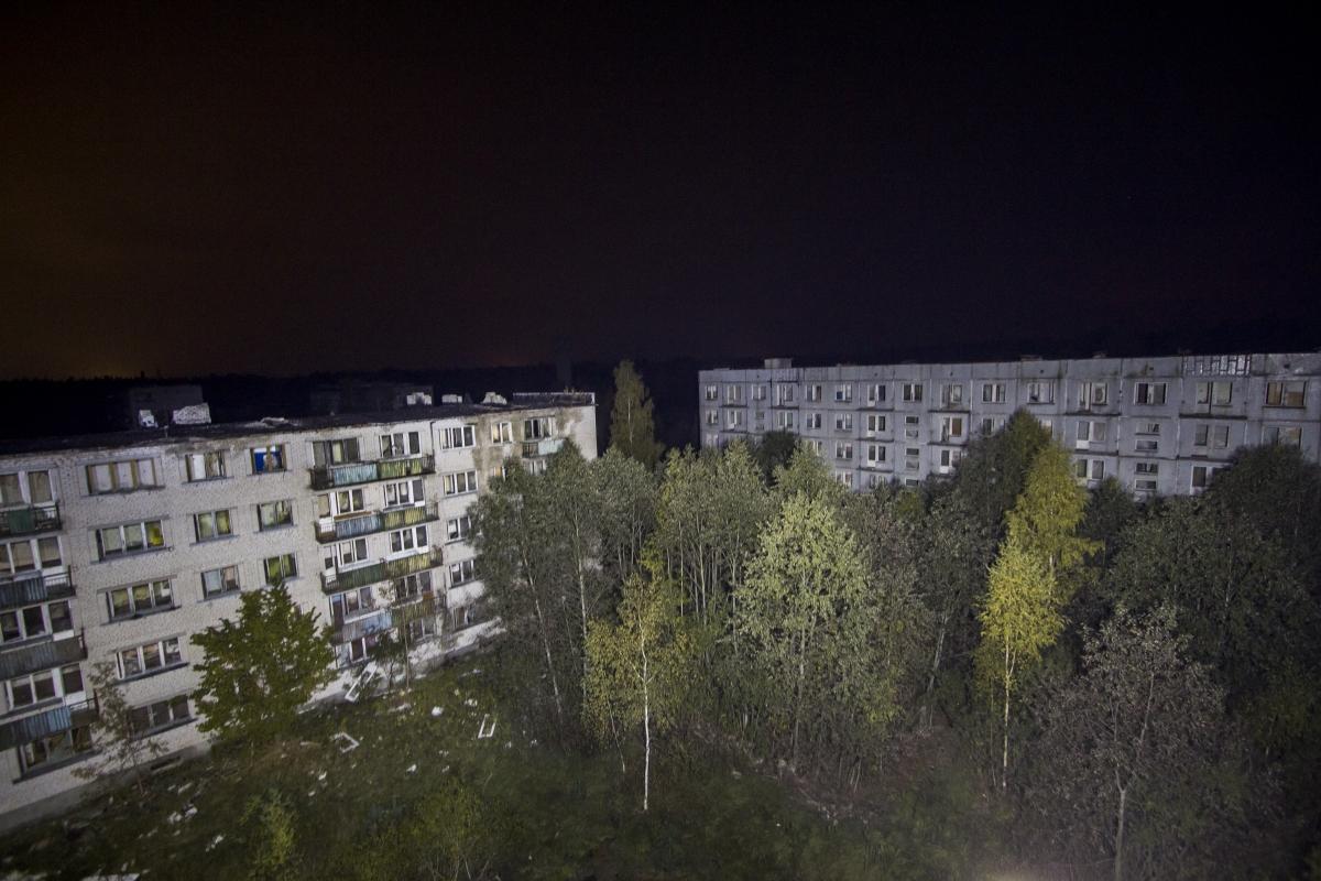 Naktinis miestas