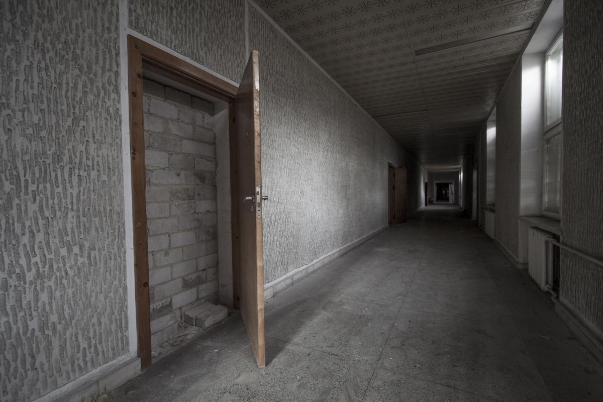 Tuščias koridorius