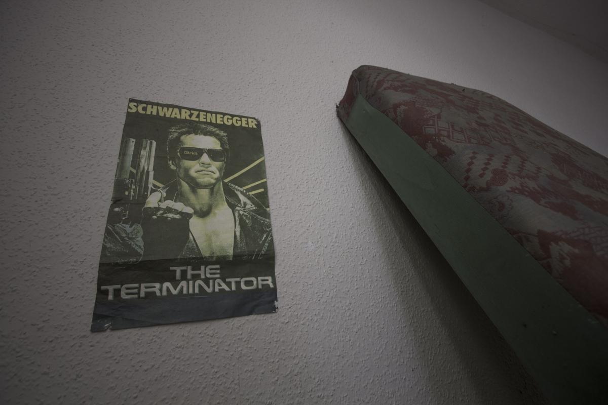 Terminatoriaus plakatas