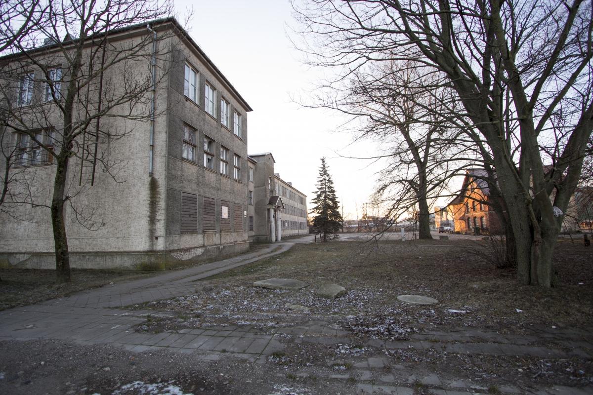 Mokyklos kiemas