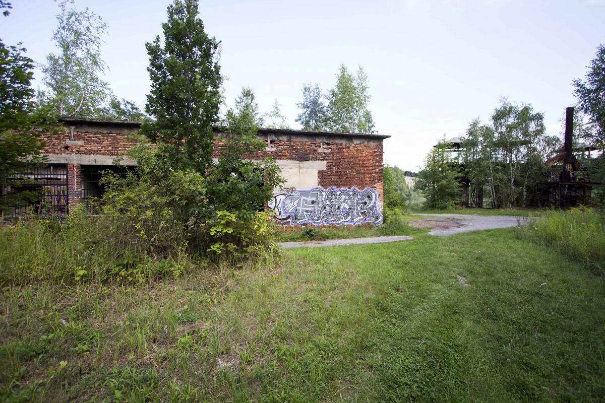 Senas pastatas