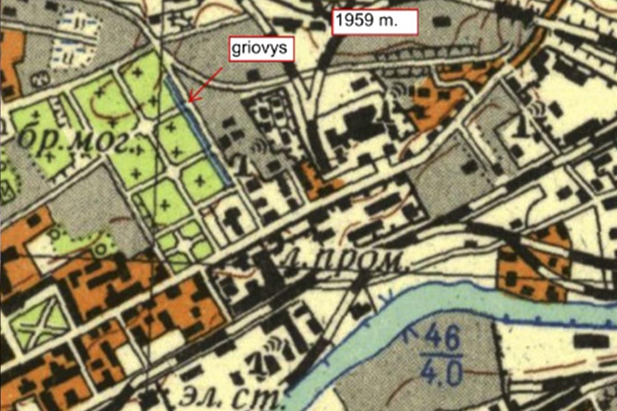 Seni žemėlapiai