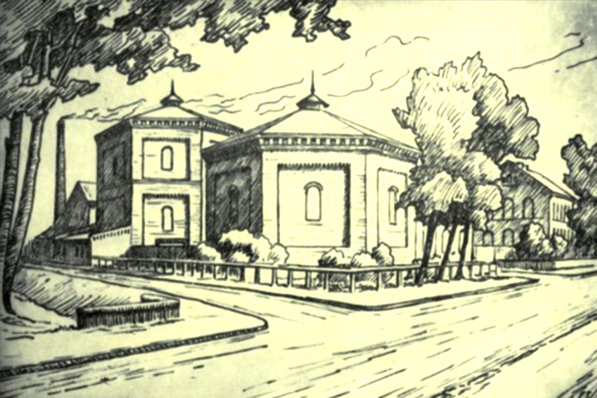 1936 metų piešinys