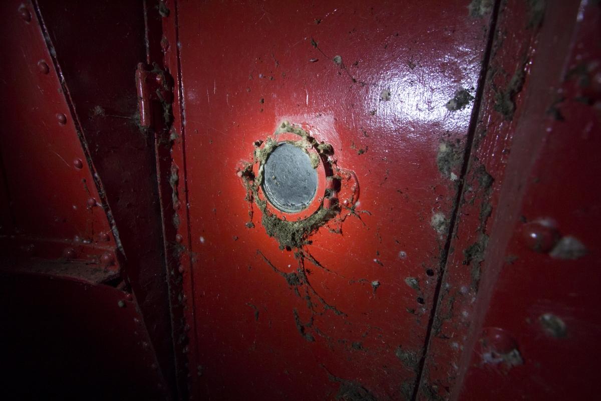 Durys iš arčiau