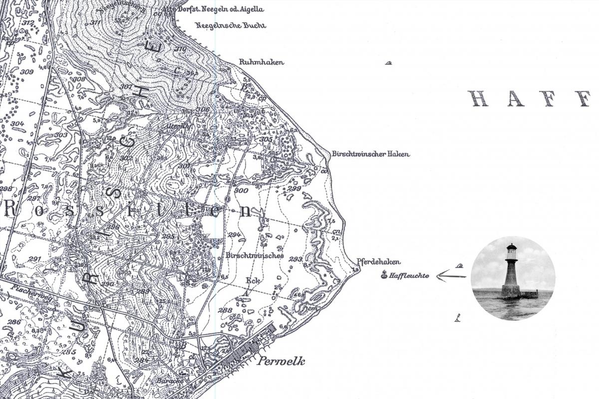Švyturio žemėlapis