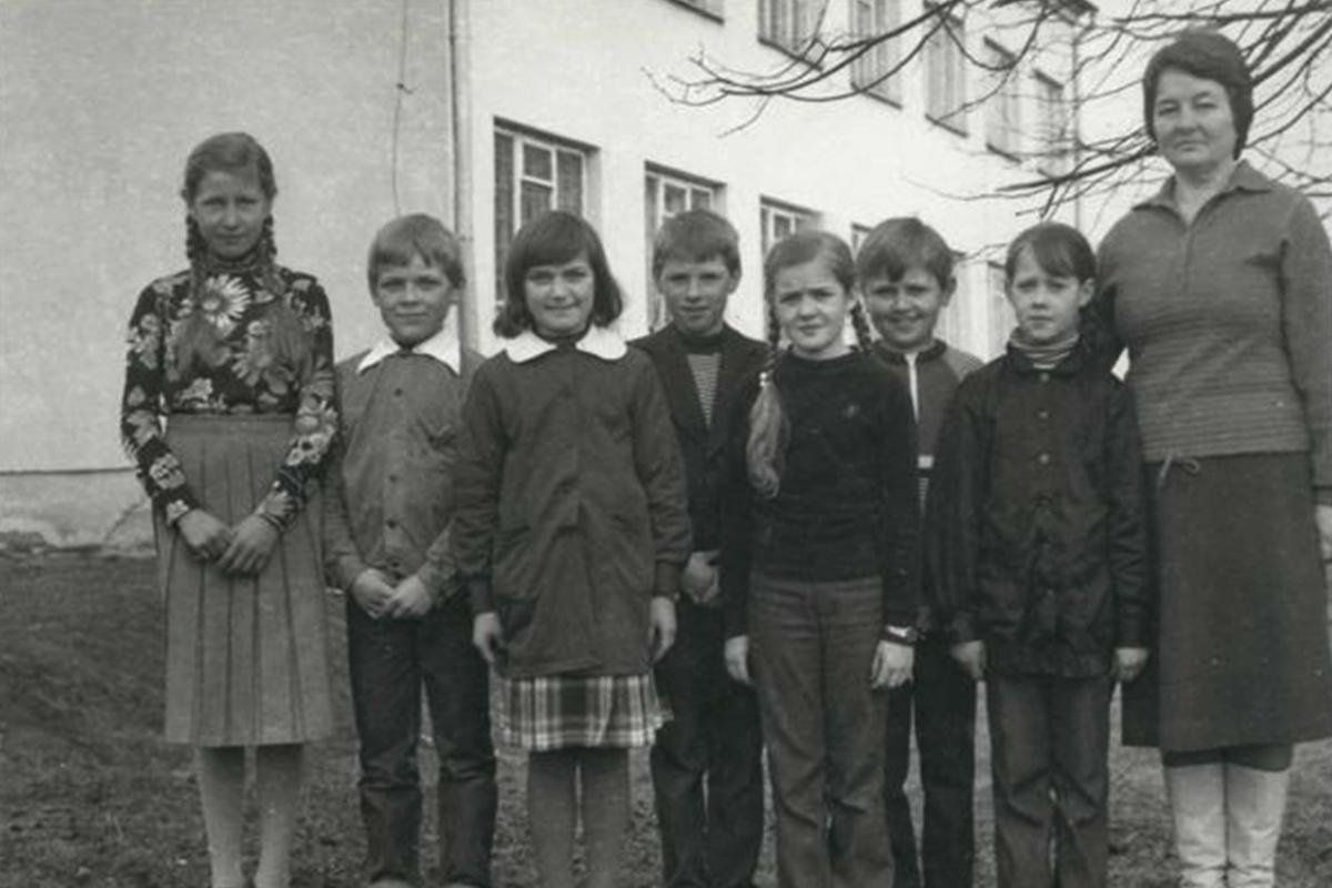 Wojatkieme sena foto