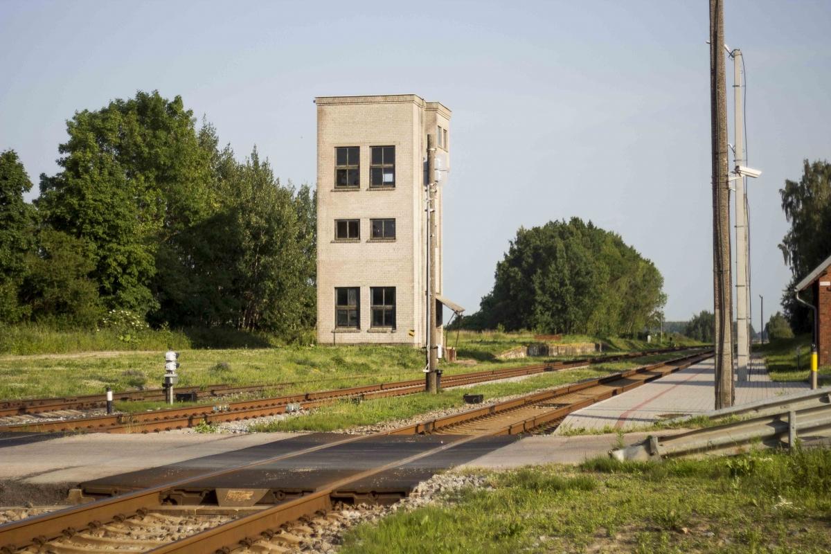 Traukinių stotis