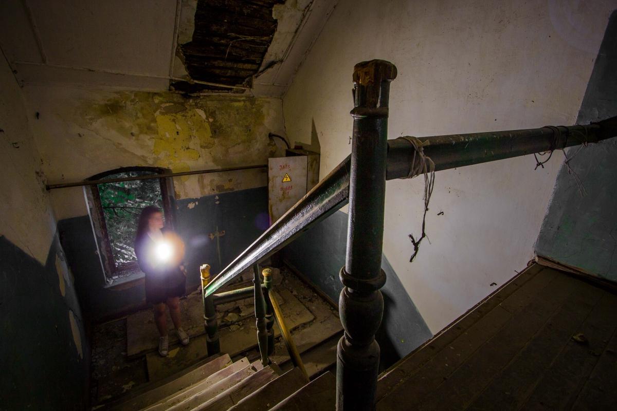 Užeigos laiptai
